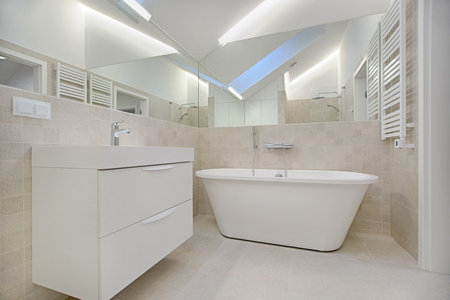 bathroom installation cambridge